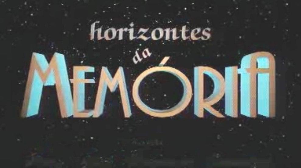 Horizontes da Memória