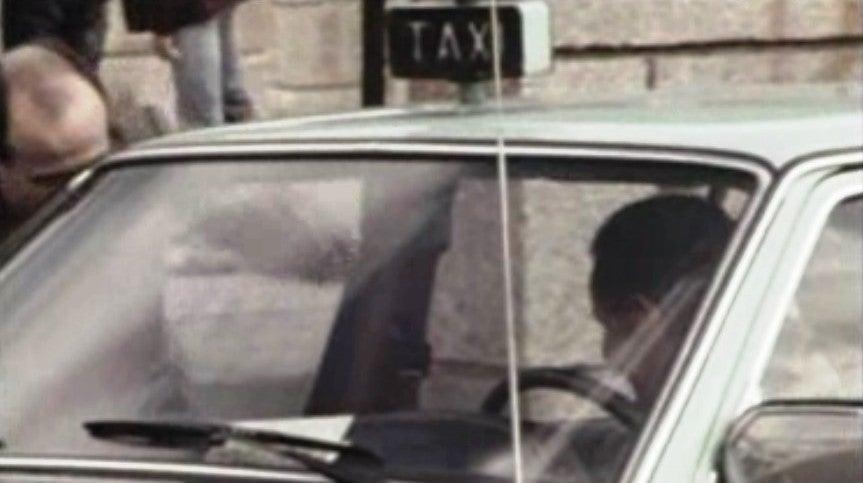 Um Táxi na Cidade