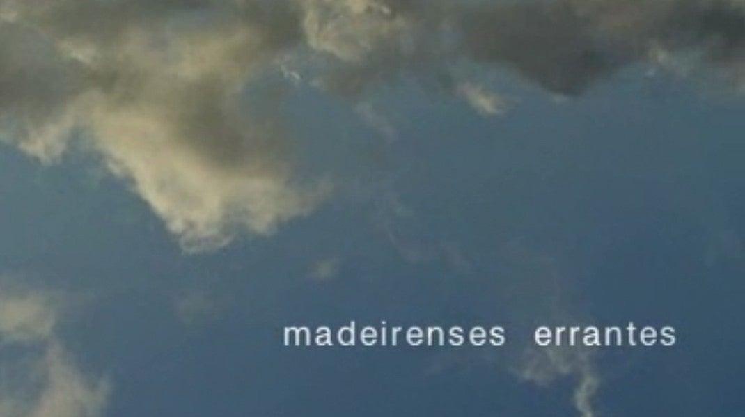 Madeirenses Errantes