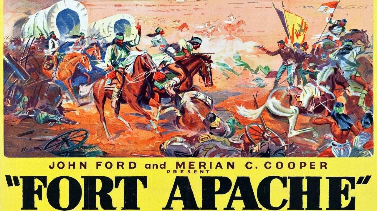 Forte Apache (1948)