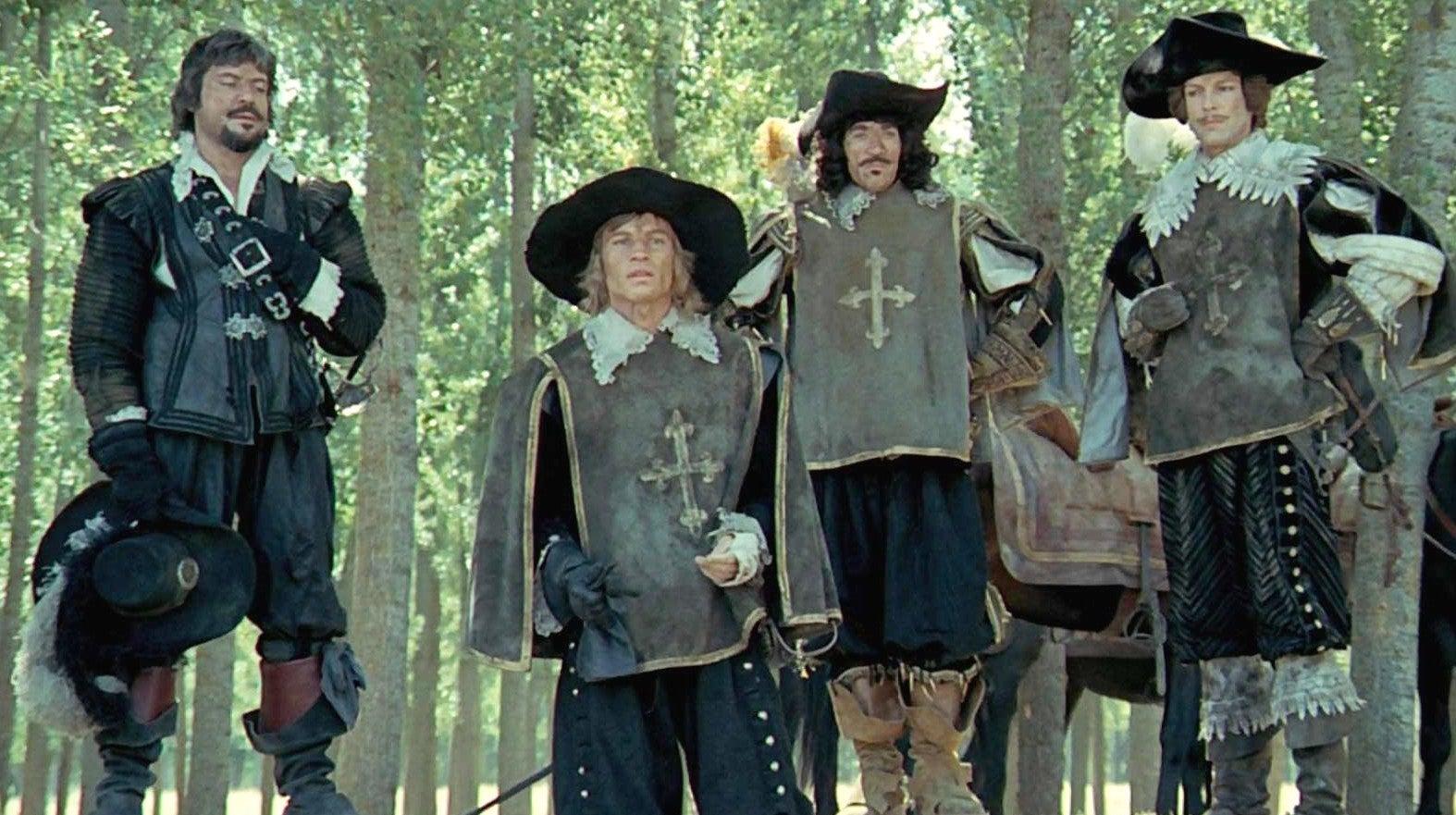 Os Quatro Mosqueteiros: A vingança de Milady
