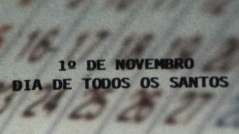 Feriados Nacionais: 1º de Novembro Dia de Todos os Santos