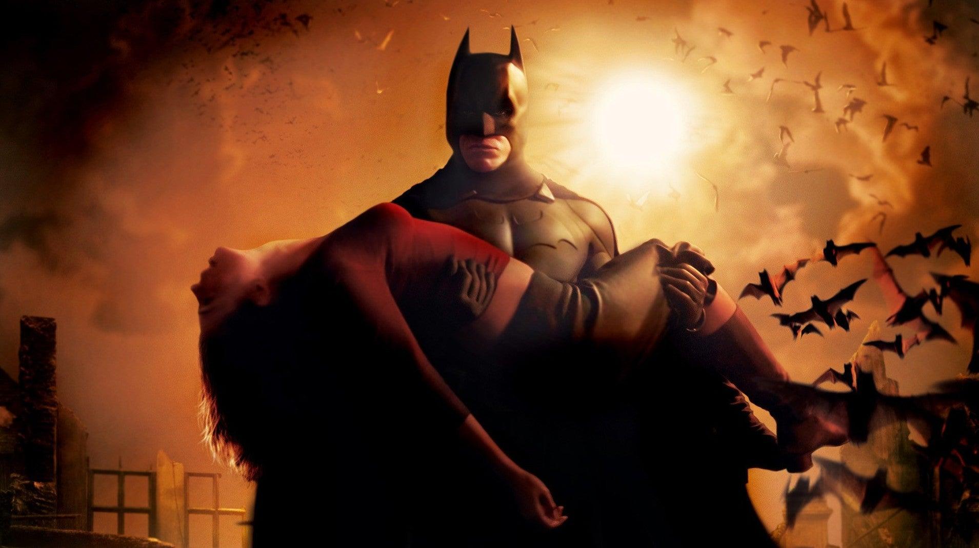 Batman - o Início