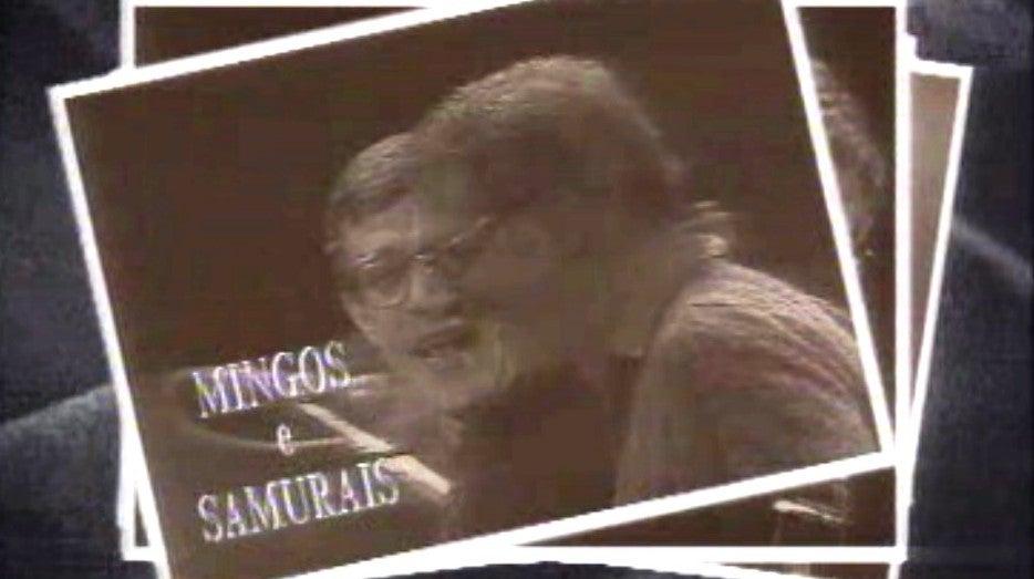 Rui Veloso - Mingos & Os Samurais