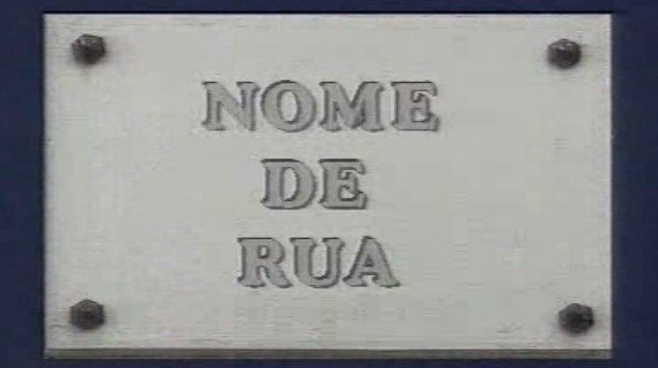 Nome de Rua