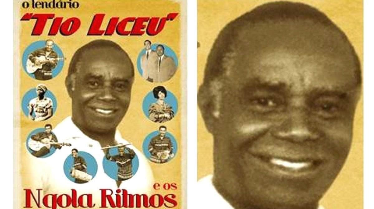 O Lendário Tio Liceu e os Ngola Ritmos