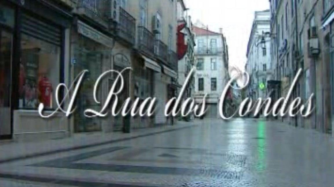 A Rua dos Condes