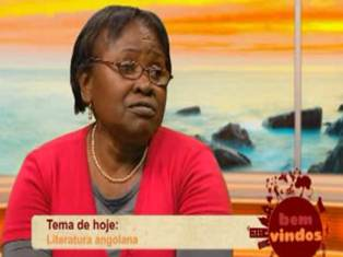 Literatura Angolana