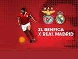 Eusébio Cup: SL Benfica x Real Madrid