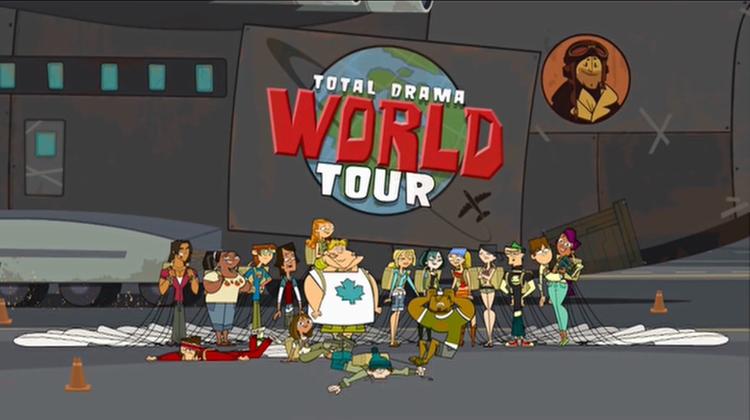 Drama Total - À Volta do Mundo