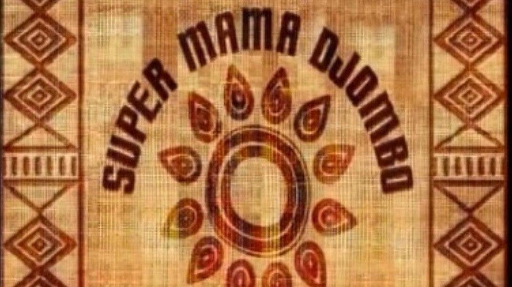 Super Mama Djombo - Concerto Reykjavik