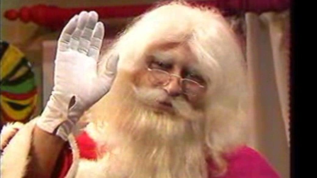 Sabias que vem aí o Pai Natal?
