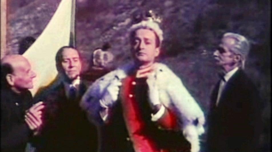 O Rei das Berlengas ou a Independência das Ditas