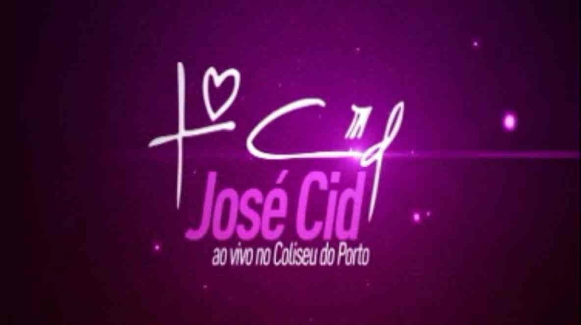 Play - José Cid no Coliseu do Porto