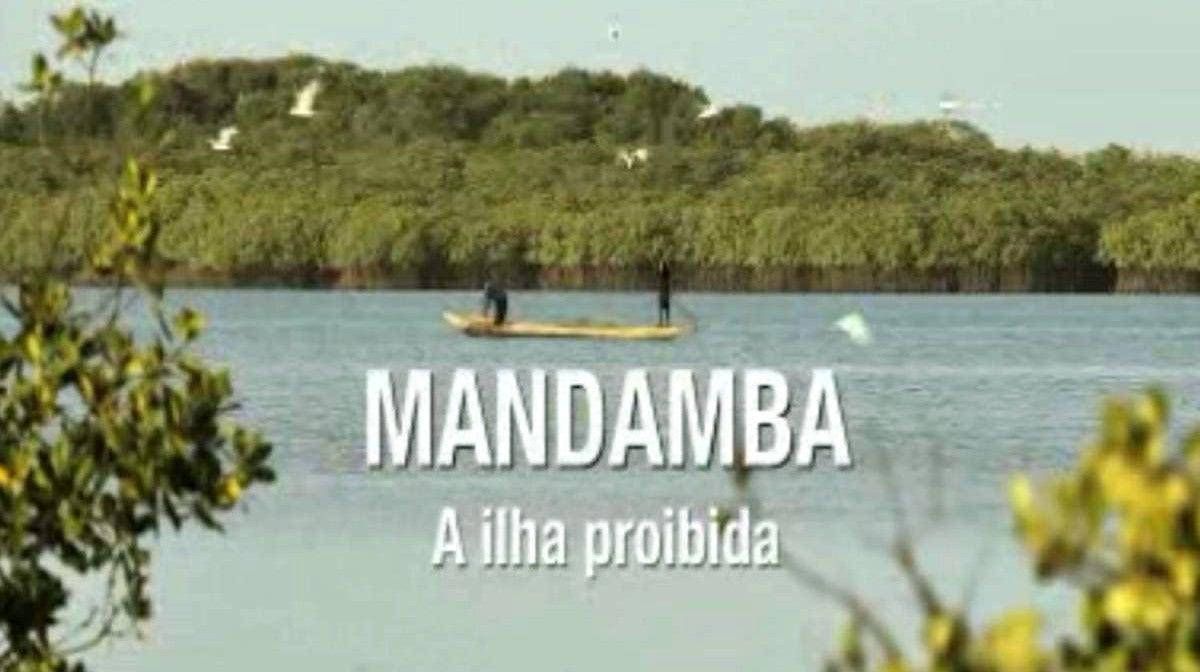 Kadjike - Mandamba - A Ilha Proibida