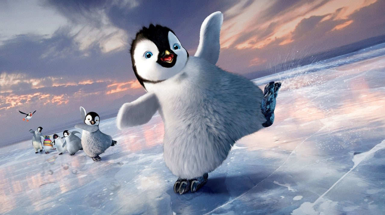 Happy Feet 2 Filmes Animacao Rtp