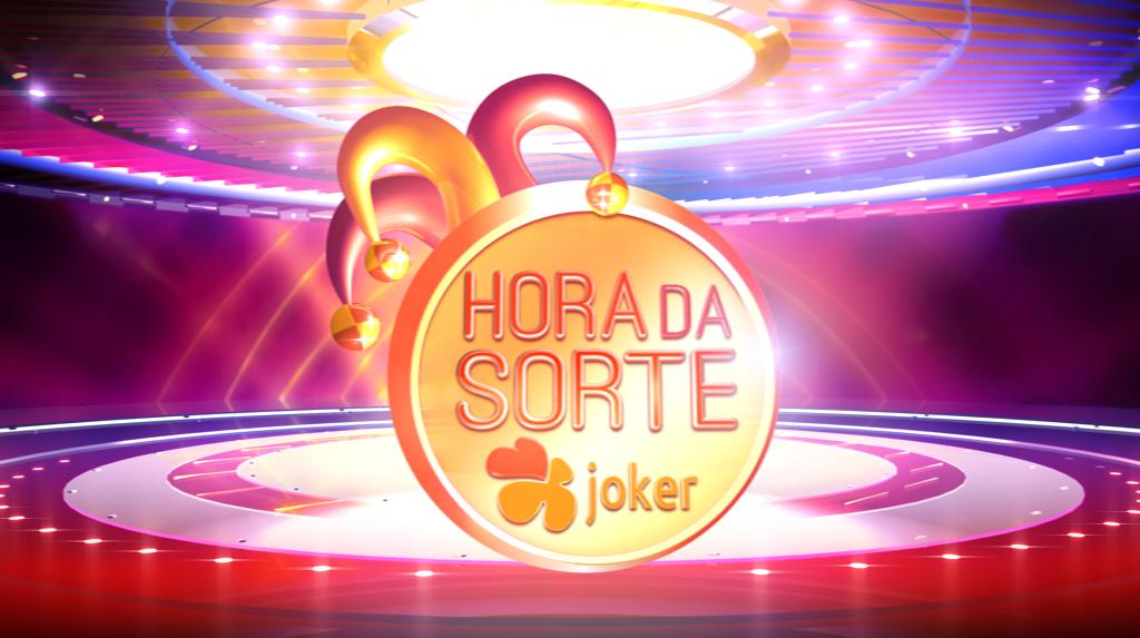 Play - Hora da Sorte: Sorteio do Joker