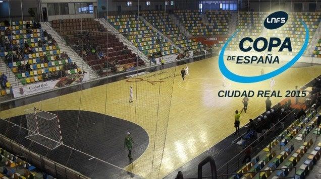 Futsal - Final da Taça de Espanha 2015