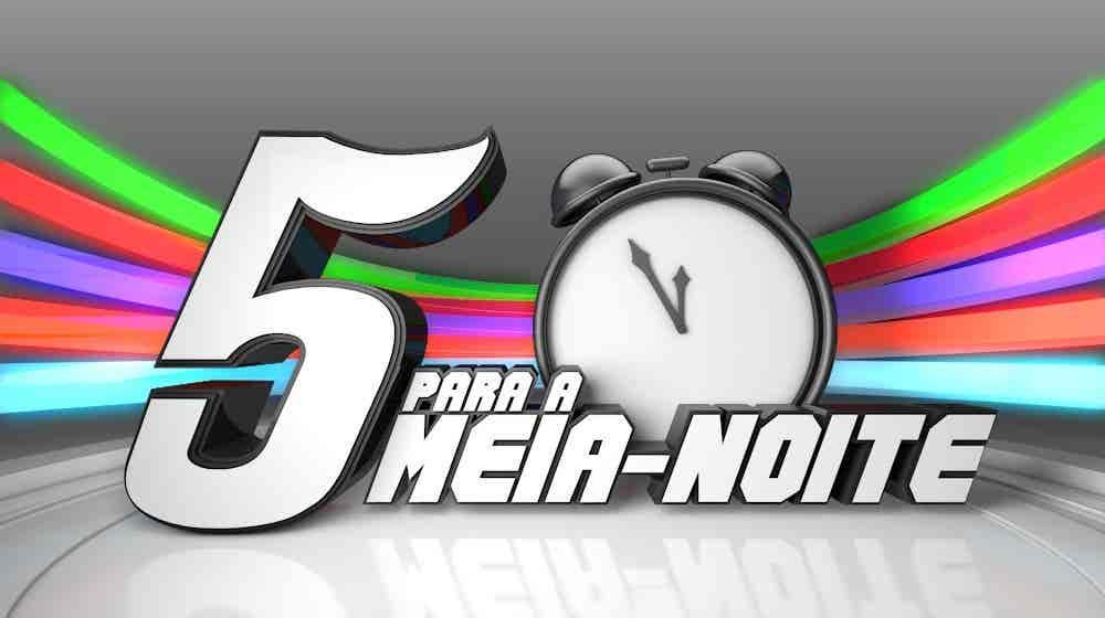 5 Para a Meia-Noite - Temporada X