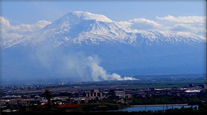 Arte na Arménia