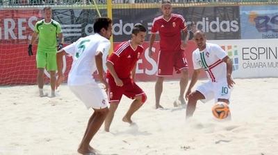 Play - Futebol de Praia: Campeonato do Mundo 2015