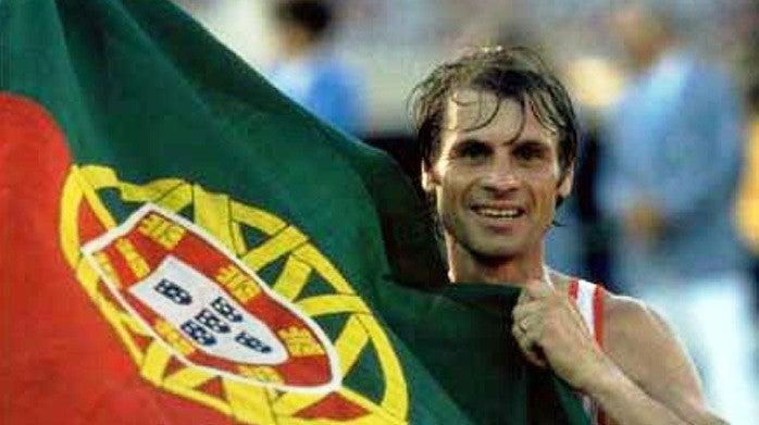 Carlos Lopes - O Homem da Maratona