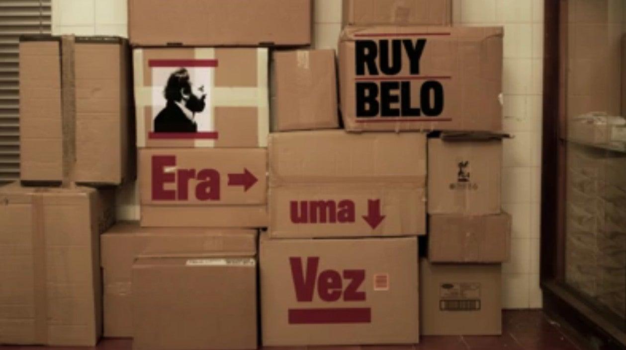 Ruy Belo, Era Uma Vez