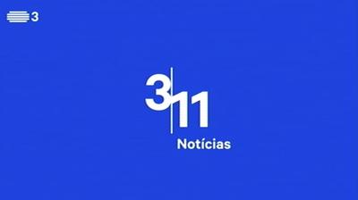 3 às 11