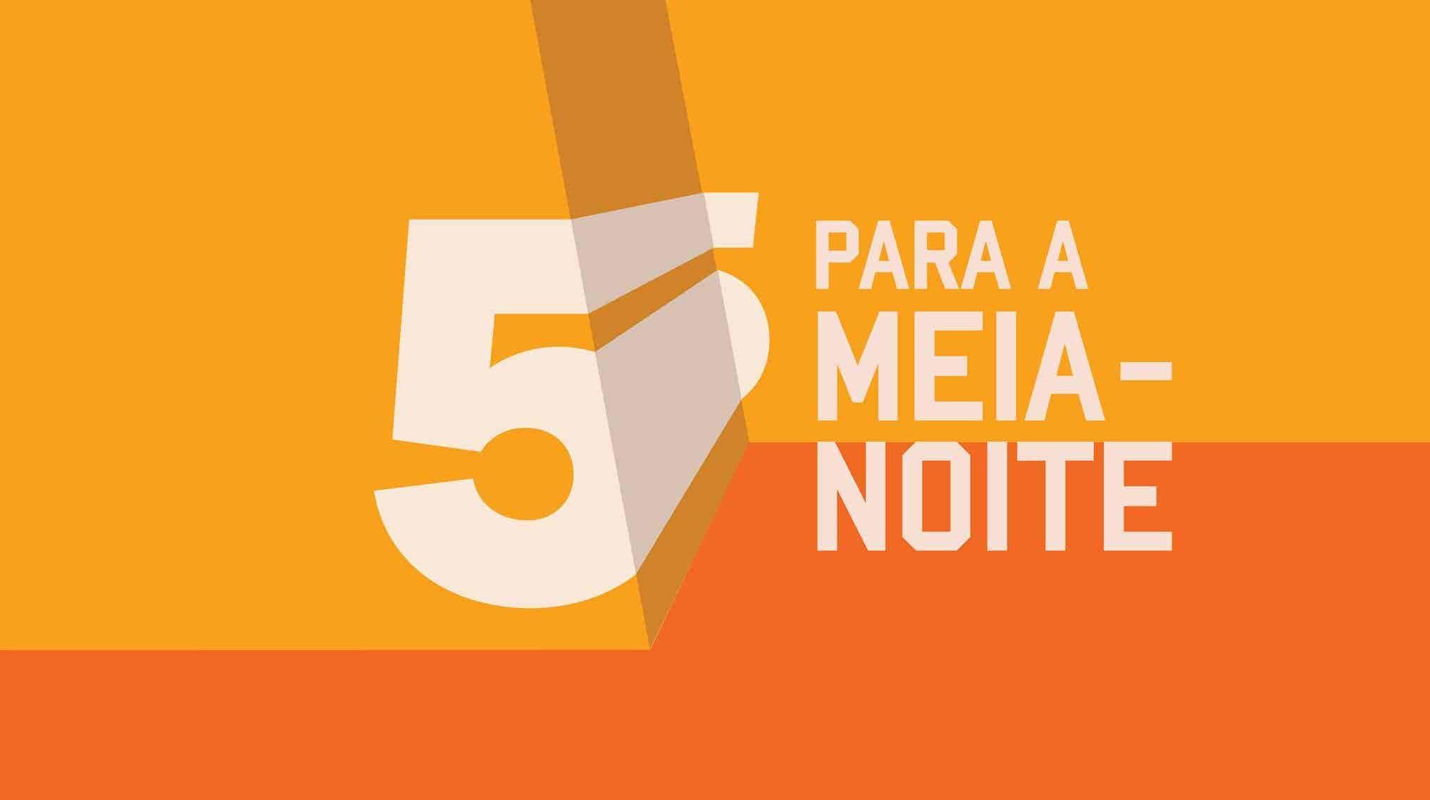 5 Para a Meia-Noite - Temporada XII