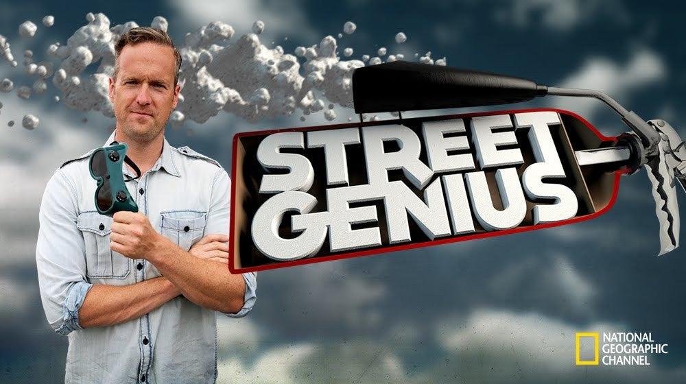 Génio de Rua