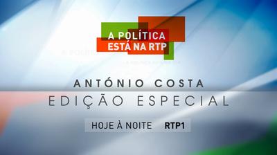 Play - Grande Entrevista Especial - António Costa