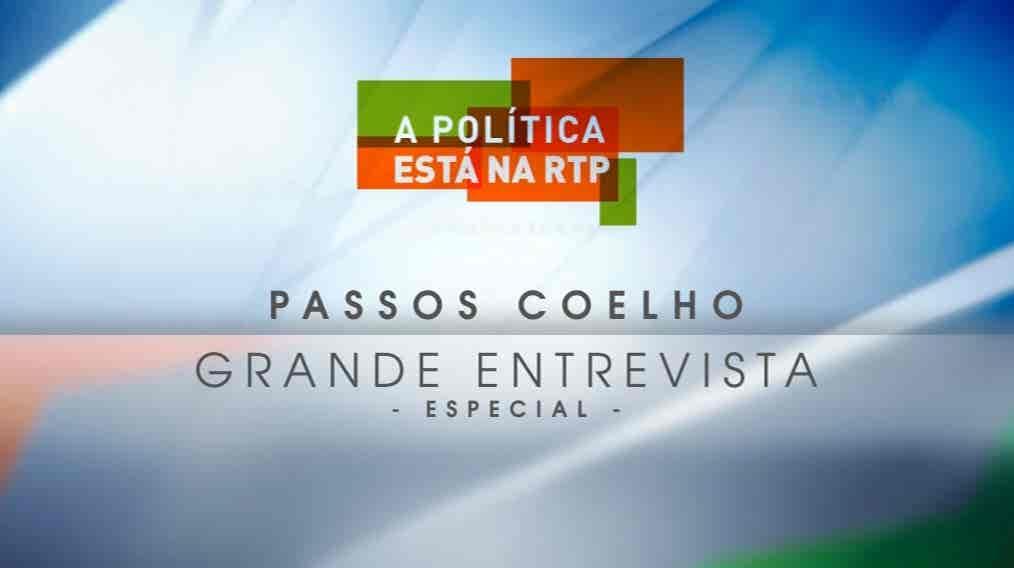 Play - Grande Entrevista Especial - Pedro Passos Coelho