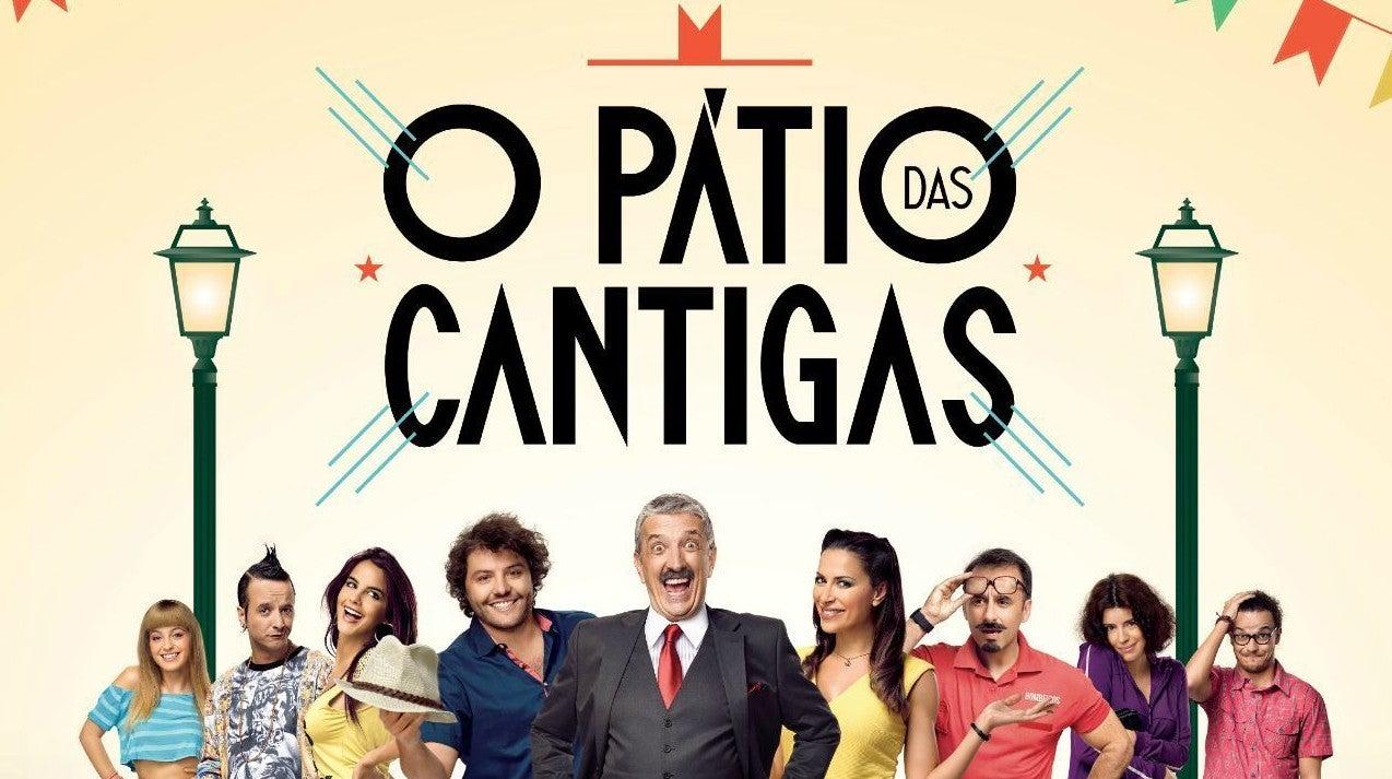 O Pátio das Cantigas - Minissérie