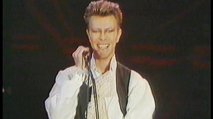 David Bowie - Concerto em Alvalade, 1990