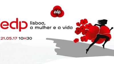 Play - Atletismo: EDP Lisboa, a Mulher e a Vida