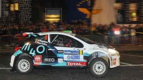 Play - Azores  Airlines Rallye