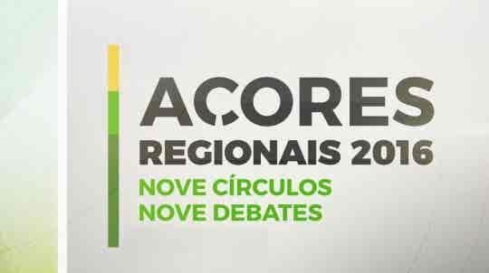 Play - Eleições Regionais - Açores  2016 - 9 Circulos, 9 Debates
