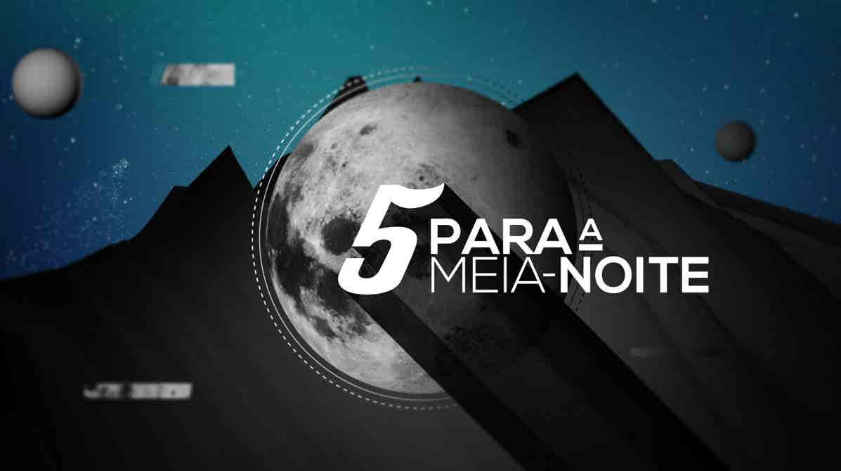 5 Para a Meia-Noite - Temporada XIII