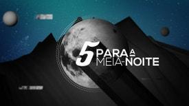 5 Para a Meia-Noite - Alexandra Lencastre, Diogo Infante e Peña Kalimotxo