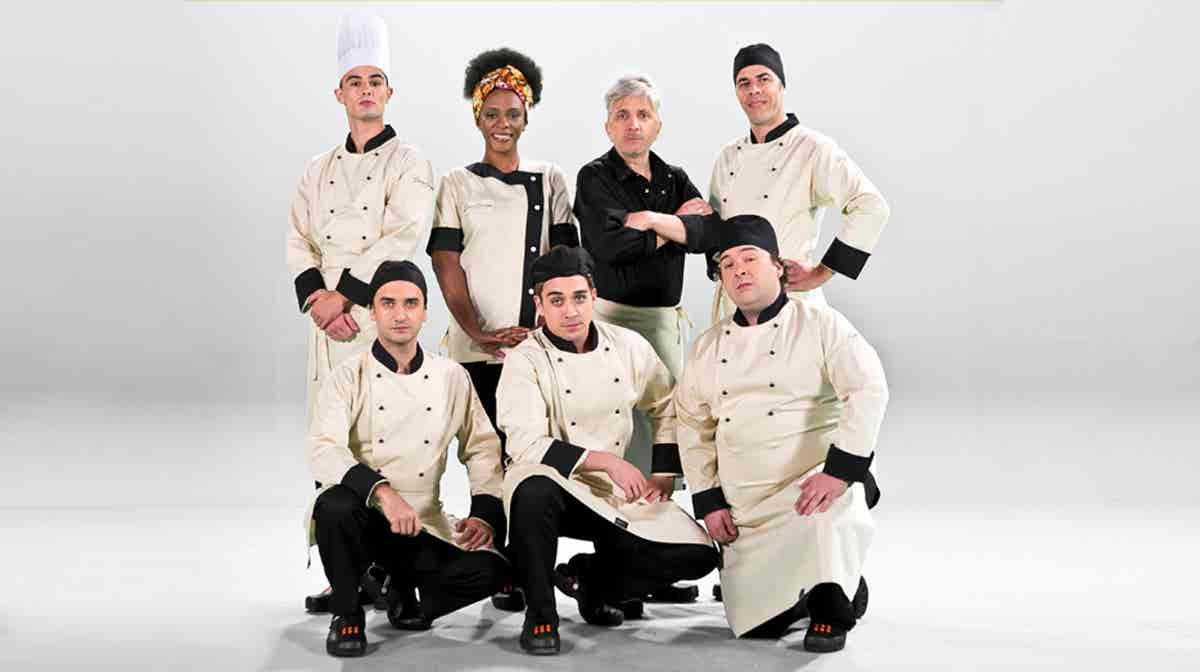 Sim, Chef - Temporada I