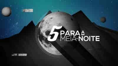 5 Para a Meia-Noite - Eunice Muñoz, Ruy de Carvalho, Lídia Franco, João Telmo, Rui Maria Pêgo, Dino D´Santiago