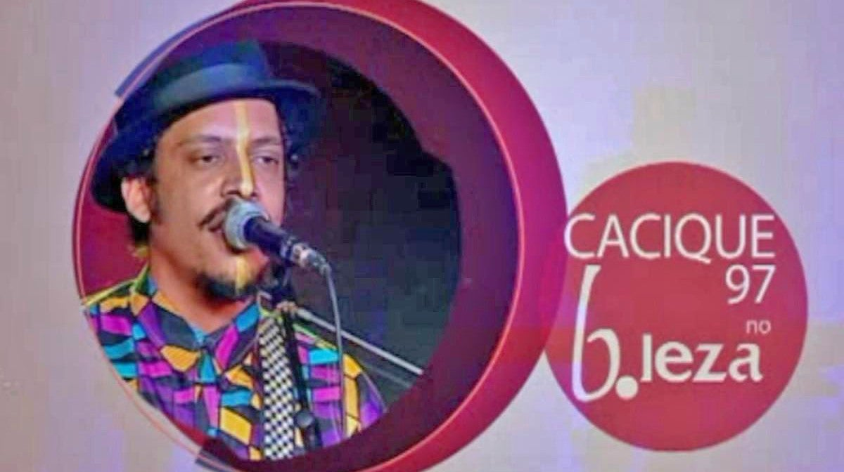 Cacique´97 ao Vivo no B.Leza