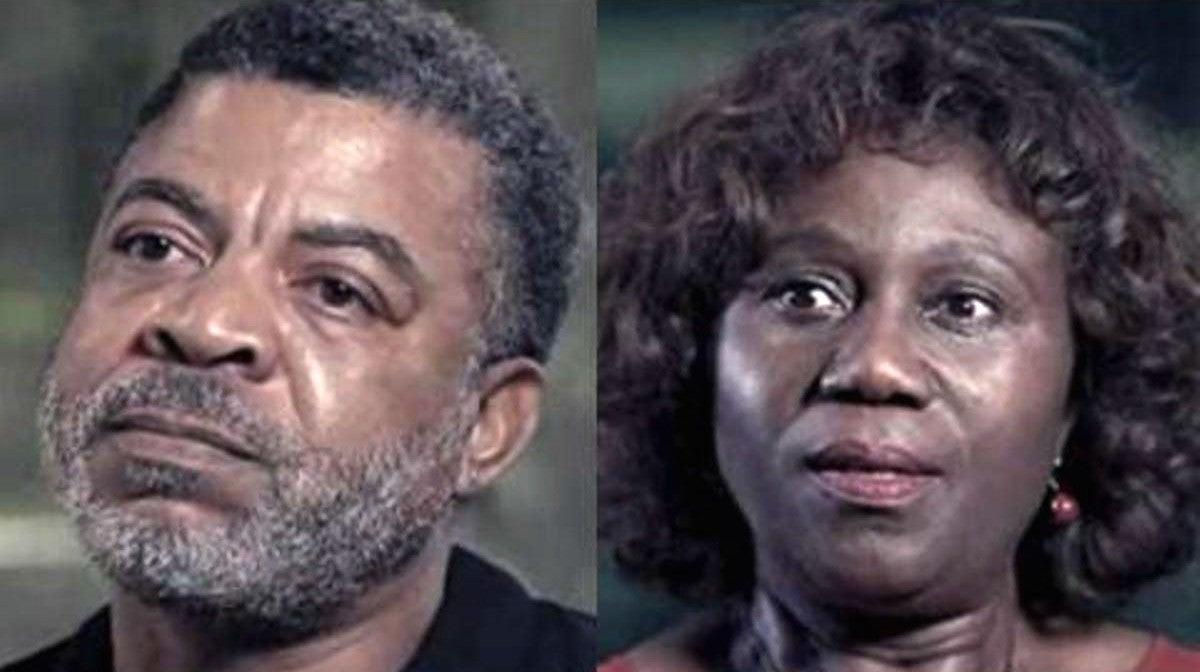 Manuel Roberto e Romualda Fernandes
