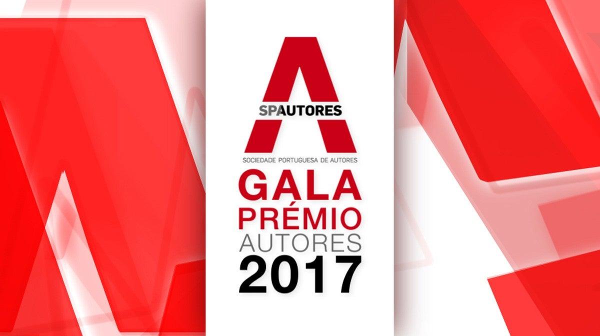 Gala Prémio Autores 2017