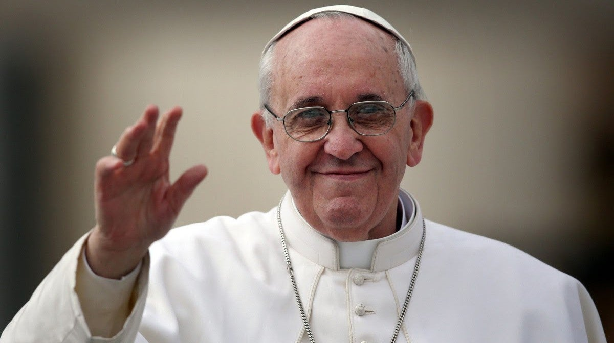 O Papa Que Veio do Sul