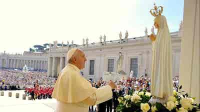 Play - Cerimónias de Fátima e Visita Papal