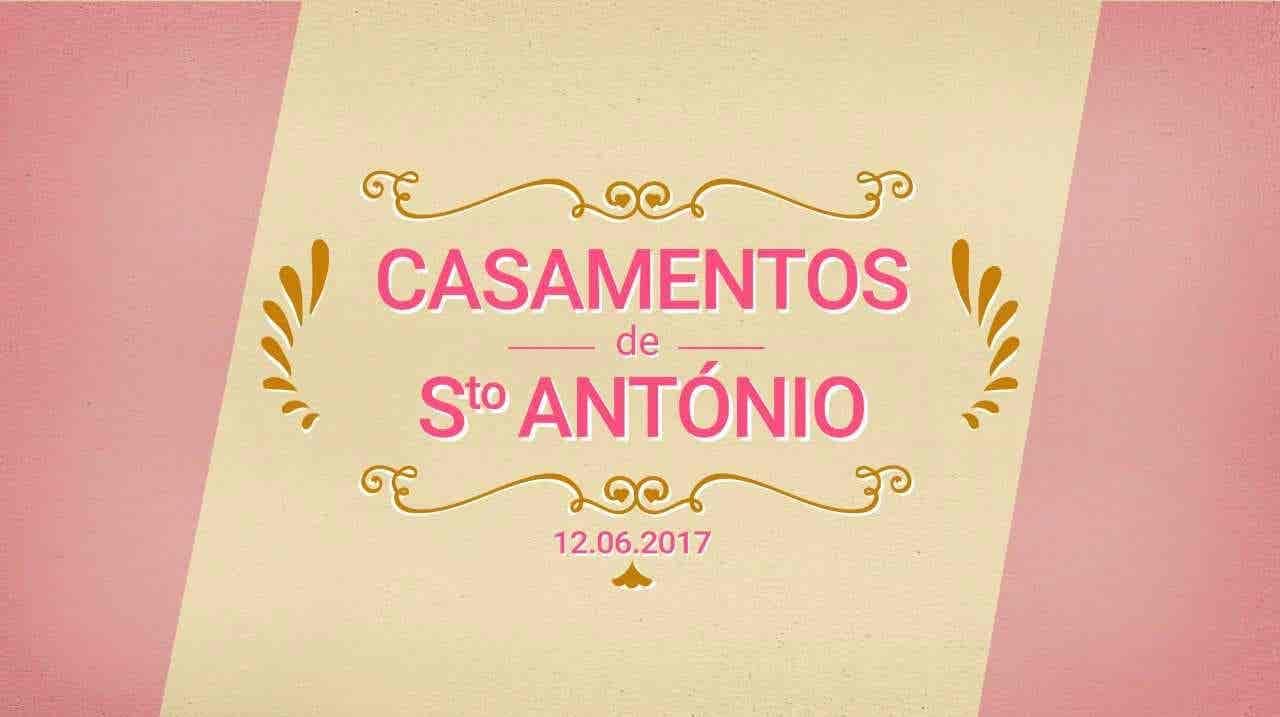 Play - Casamentos de Santo António 2017
