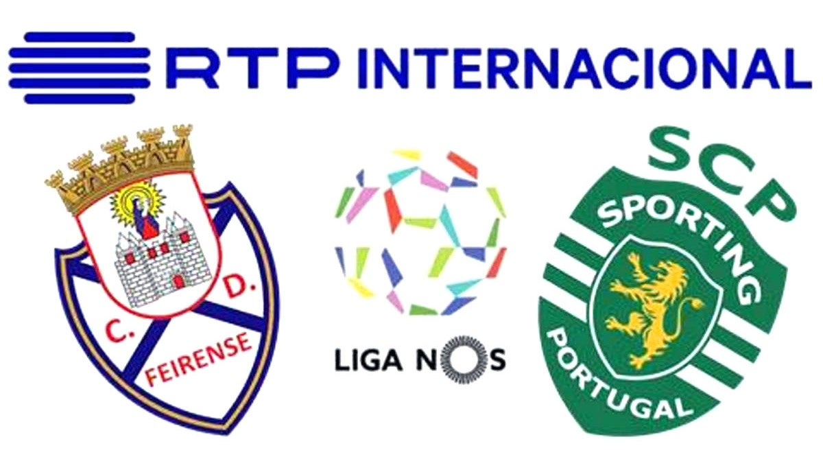 Feirense Sporting: Feirense X Sporting