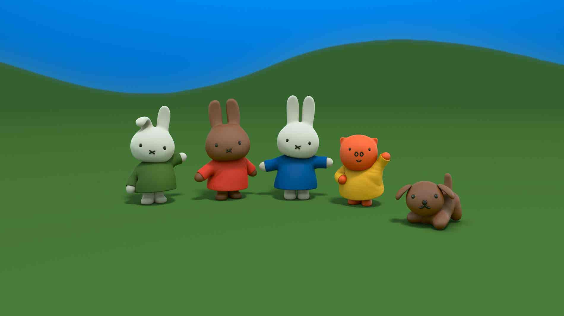 As Aventuras da Miffy