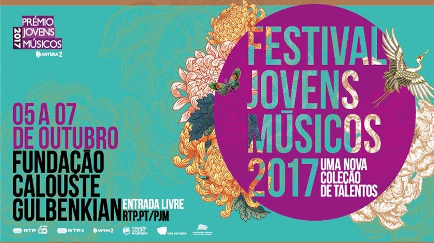 Festival Jovens Músicos 2017 - Concerto de Laureados